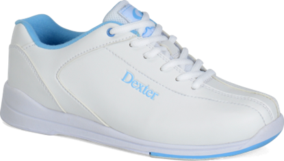 Picture of Women's Raquel IV White/Blue