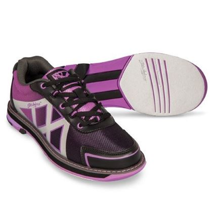 Picture of KR Women's Kross Black/Purple