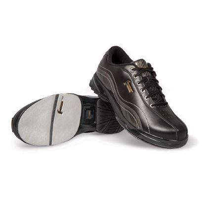 Picture of Men's Hammer Force Black/Carbon Shoe (Right Hand WIDE)