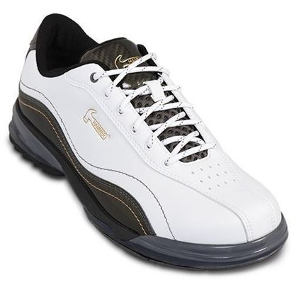Picture of Men's Hammer Force White/Carbon Shoe (Right Hand WIDE)